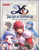 Ys VI: The Ark of Napishtim Official Strategy Guide