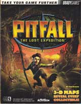 Pitfall: Lost Expedition Official Strategy Guide