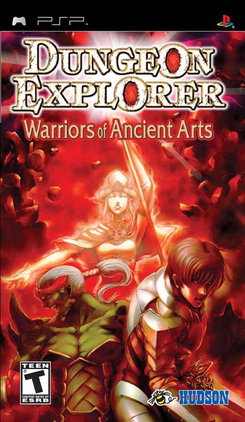 Dungeon Explorer: Warrior of Ancient Arts