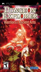 Dungeon Explorer: Warrior of Ancient Arts