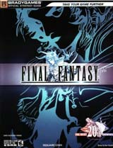 Final Fantasy Official Strategy Guide