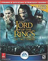 Lord of the Rings: Two Towers Official Strategy Guide Book