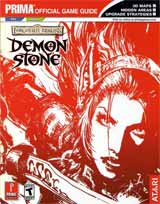 Demon Stone Official Strategy Guide Book