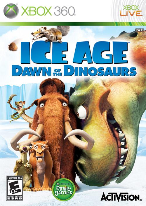 Ice Age: Dawn Of The Dinosaur