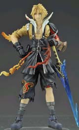 Dissidia Final Fantasy Trading Arts Tidus Figure