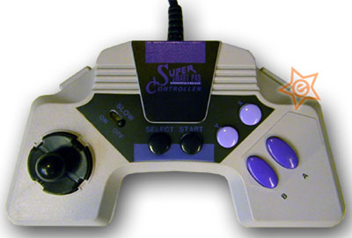 SNES Super Smart Pad Controller
