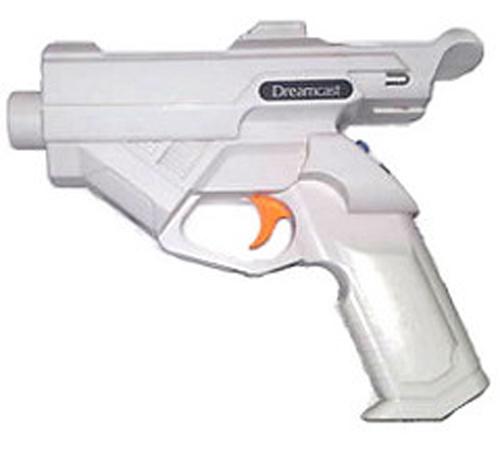 Dreamcast Light Gun