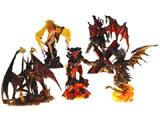 Final Fantasy Creatures Kai Vol. 2 5 Figures Set
