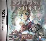 Radiant Historia with CD Soundtrack