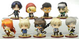 Togainu No Chi Lamento 2nd Period One Coin Mini Figure Set of 10