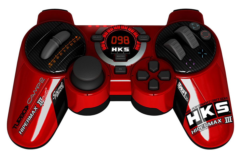 PlayStation 3 HKS Racing Controller