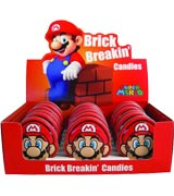Super Mario Brick Breakin' Candy Tin