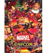 Marvel vs Capcom: Official Complete Works