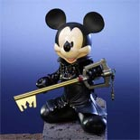 Kingdom Hearts Play Arts King Mickey Organization XIII Action Figure