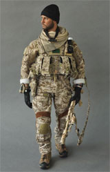 Medal of Honor: Warfighter Preacher 1/6-Scale Action Figure