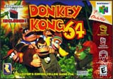 Donkey Kong 64 with 4MB Expansion Pak