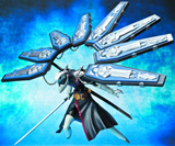 Persona 3 Thanatos D-Arts Action Figure