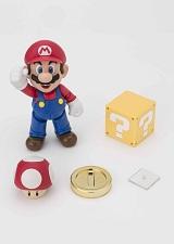 Super Mario Bros Mario S.H.Figuarts AF