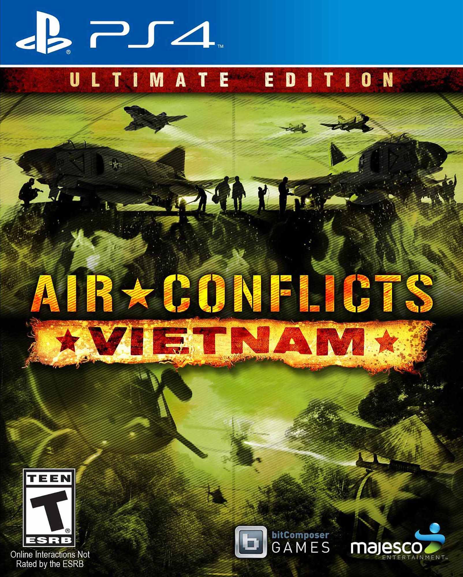 Air Conflicts: Vietnam Ultimate Edition