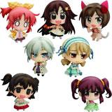 Idolmaster Cinderella Girls Minicchu Series 3 Figures