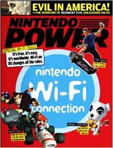 Nintendo Power Volume 199 Nintendo Wifi Connection