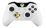 Xbox One Lunar White Limited Edition Wireless Controller