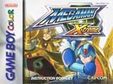 Mega Man Xtreme (Instruction Manual)