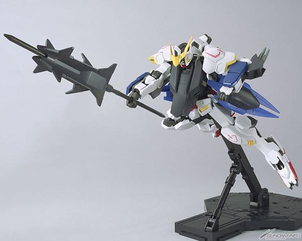 Gundam Iron Blooded Orphans Barbator Form 1/100 Scale Model Kit