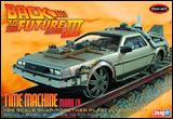 Back to the Future III Time Machine Final Act 1/25 Scale Model Kit