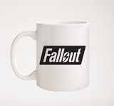 Fallout Vault Boy Fighting 20oz Mug