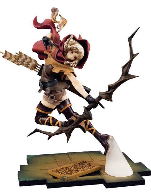 Dragons Crown Elf Excellent Model PVC Statue