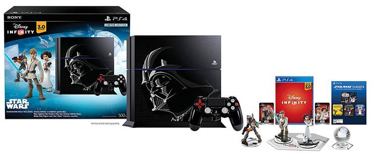 PS4-Disney-Infinity-3-0-500GB-Star-Wars -Bundle