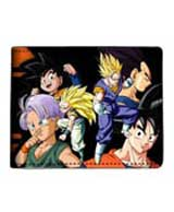 Dragon Ball Z Group Bi-Fold Wallet