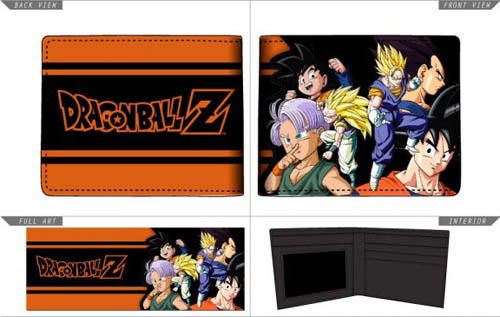 DBZ Group Bi Fold Wallet