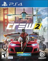 PS4 The Crew 2 Boxart