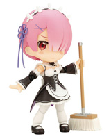 Re:Zero Starting Life In A New World Ram Cu-Poche Figure