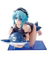 Sword Art Online II: Sinon 1/10 PVC Figure Swimsuit Version