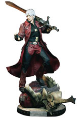Devil May Cry IV: Dante 1/6 Scale Action Figure Luxury Version