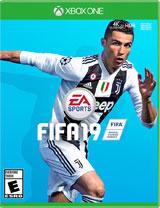 FIFA 19 (Xbox One) boxart