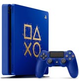 Sony PlayStation 4 Slim 1TB Days of Play 2018 Limited Edition System Trade-In