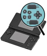 Nintendo DS Lite Repairs: Button Replacement Service