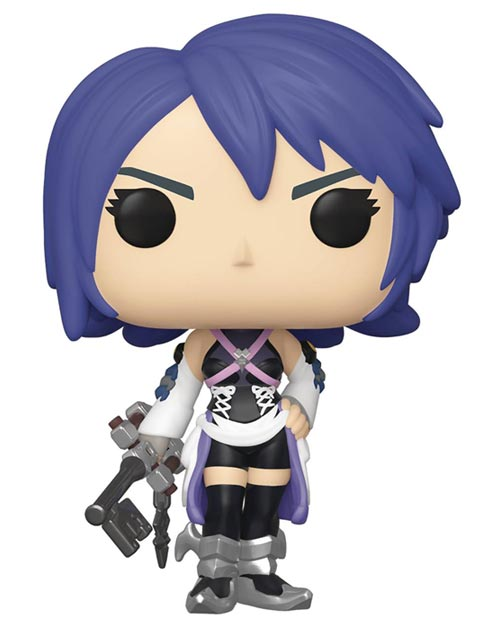 Pop Games Kingdom Hearts III Aqua Vinyl Figure