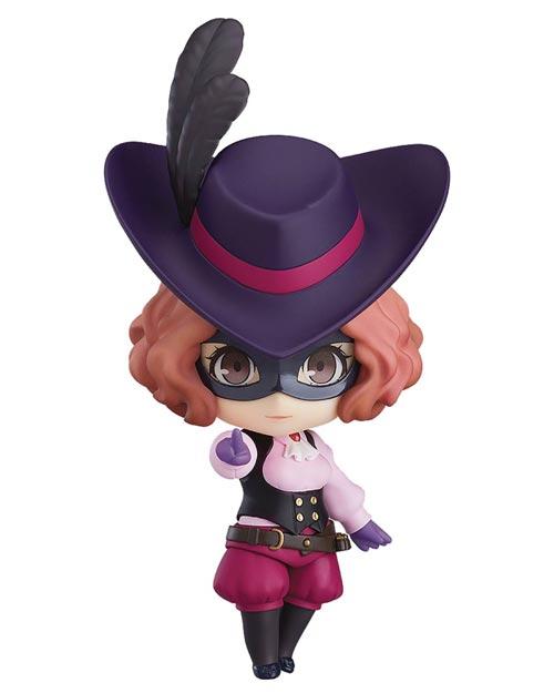 Persona 5: Haru Okumura Phantom Thief Nendoroid