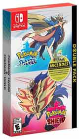 Pokemon Sword & Pokemon Shield Double Pack