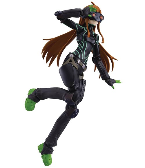 Persona 5 The Animation: Oracle Figma Action Figure