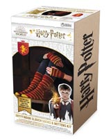Harry Potter: Gryffindor Fingerless Mittens & Socks Knit Kit