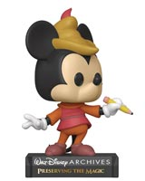 Pop Disney Archives Beanstalk Mickey Mouse Vinyl Figure