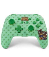 Nintendo Switch Wireless Controller Animal Crossing Timmy & Tommy Nook