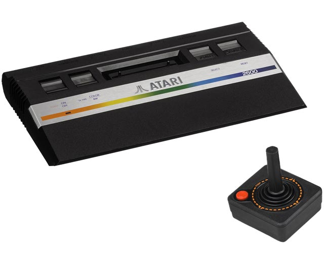 Atari 2600 Jr. System Basic Package