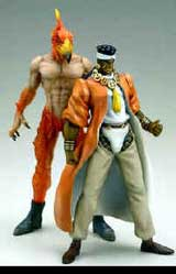 JoJo's Bizarre Adventure Muhammad Avdol / Magician's Red Action Figure